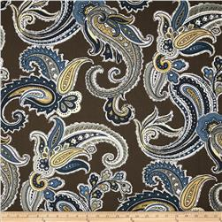 Robert Allen @ Home Global Paisley Truffle