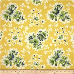 Duralee Cheryl Blend Lemon Fabric