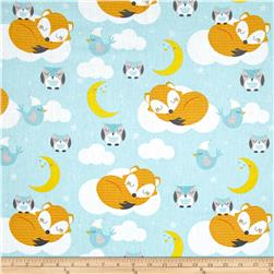 Wilmington Sweet Dreams Little One Large Allover Teal