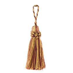 "Trend 4.5"" 01365 Cushion Tassel Tuscan"
