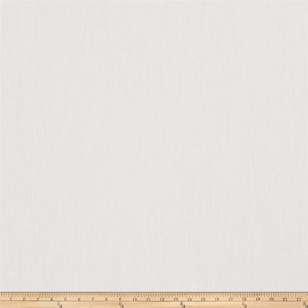 "Trend 03190 116"" Sheer Drapery White Snow"