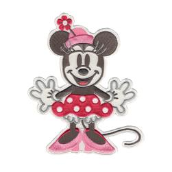 Disney Mickey Mouse Iron On Applique Minnie Full Body