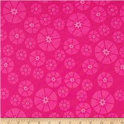 Cloud 9 Organic Sew Yummy Topper Magenta
