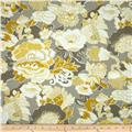 Duralee Home Kiji Twill Yellow