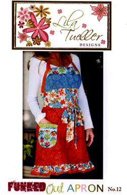 Lila Tueller Funked Out Apron Pattern