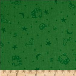 Goodnight Moon Tonal Green