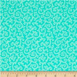 Daisy Mae Joy Sea Breeze Fabric