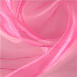 Star Struck Embellished Organza Hot Pink