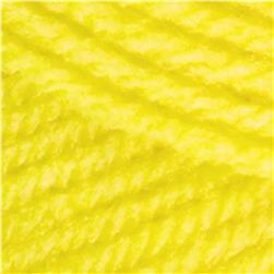 Red Heart Super Saver Jumbo 324 Bright Yellow
