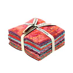 Bali Batik Lorikeet Fat Quarter Bundle