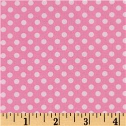 Woodland Gypsy Dots Pink