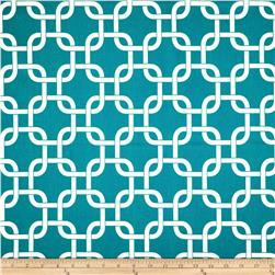 Premier Prints Gotcha True Turquoise Fabric