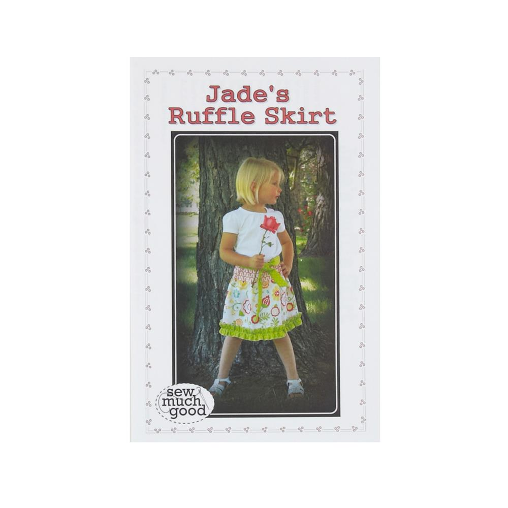 Sew Much Good Jades Ruffle Skirt Pattern