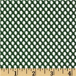 Team Spirit Porthole Mesh Dark Green