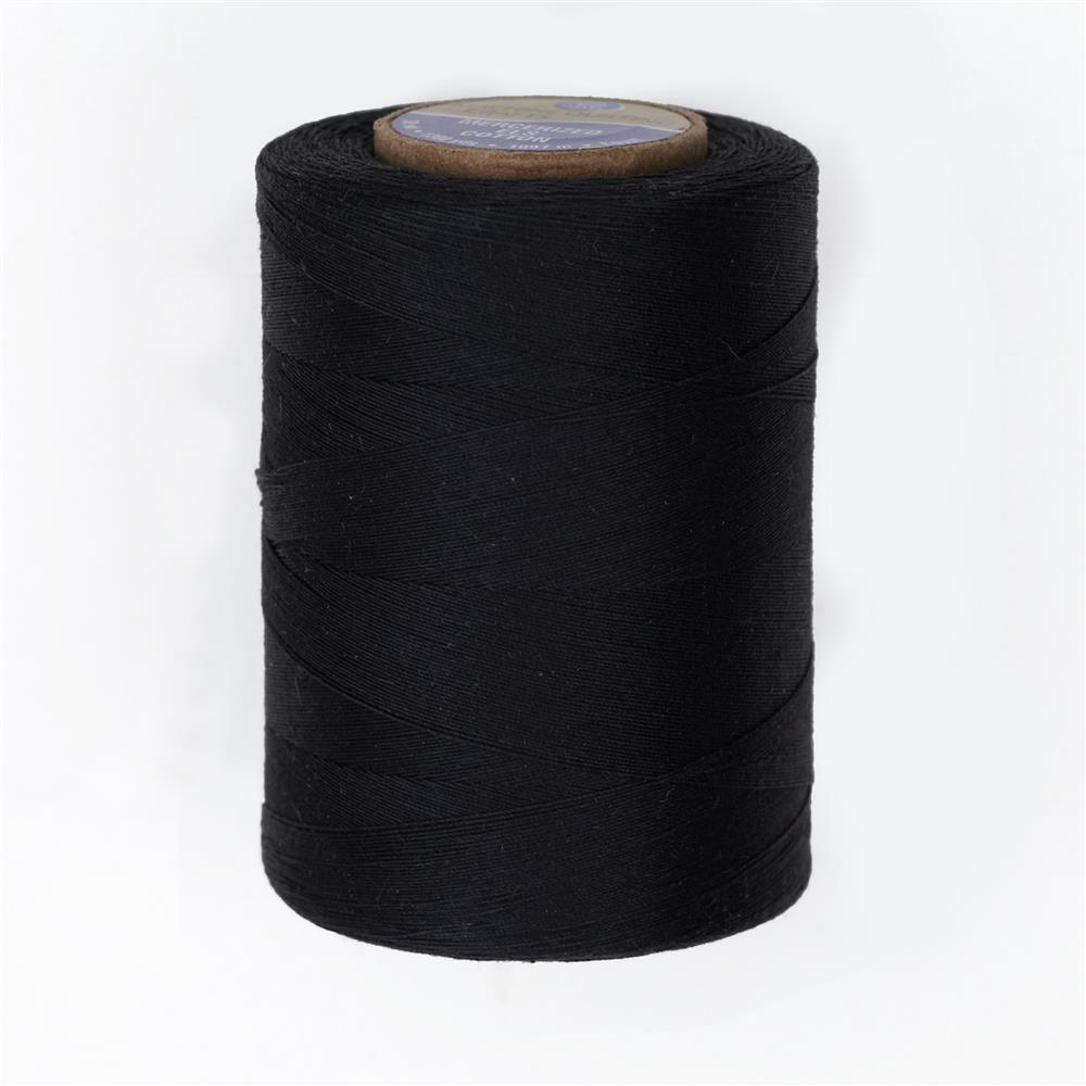 Coats & Clark Star Mercerized Cotton Quilting Thread 1200 Yds Black