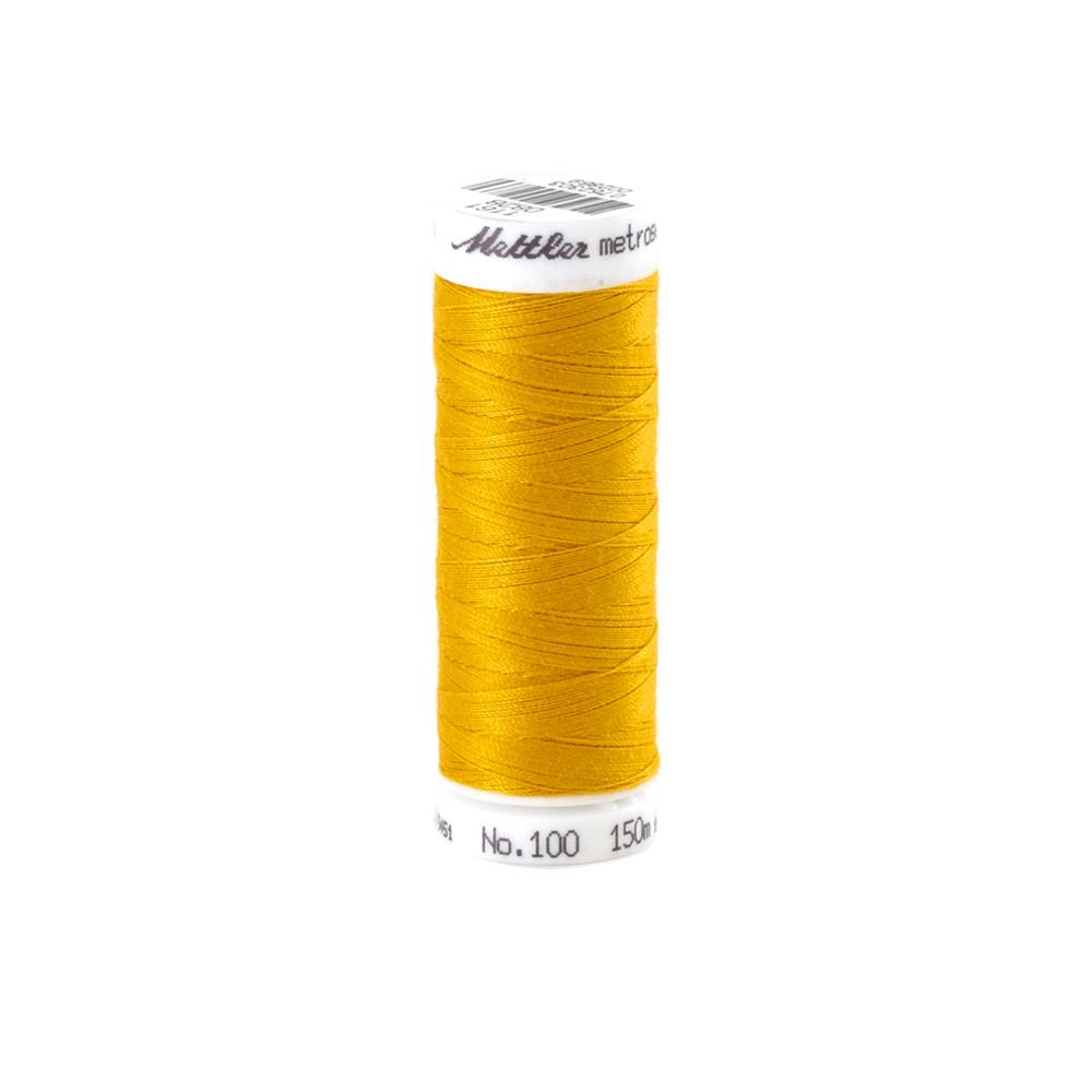 Mettler Metrosene Polyester All Purpose Thread Gold