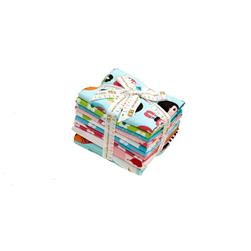 Kaufman Whatever The Weather Fat Quarter Rainbow