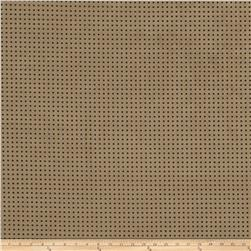 Fabricut Perforated Sesame