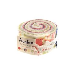Moda Avalon 2 1/2'' Jelly Roll