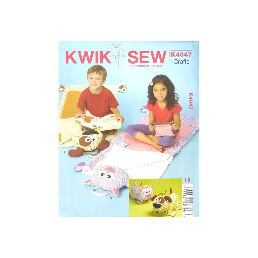 Kwik Sew Sleeping Bag Pattern