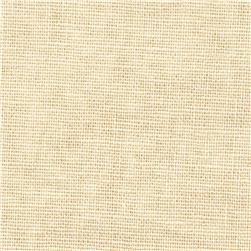 Jaclyn Smith Linen/Cotton Blend Alabaster