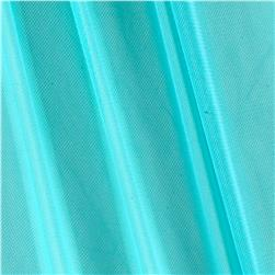Power Mesh Solid Aqua