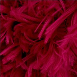 Red Heart Fur Yarn, Azalea