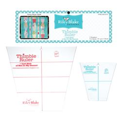 Lori Holt Thimble Ruler Kit 10