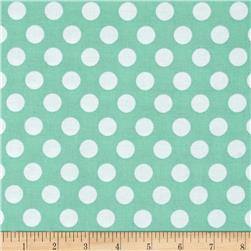 Tanya Whelan Sadie's Dance Card Big Dot Dark Jade