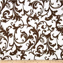 Tempo Indoor/Outdoor Flourish Chocolate