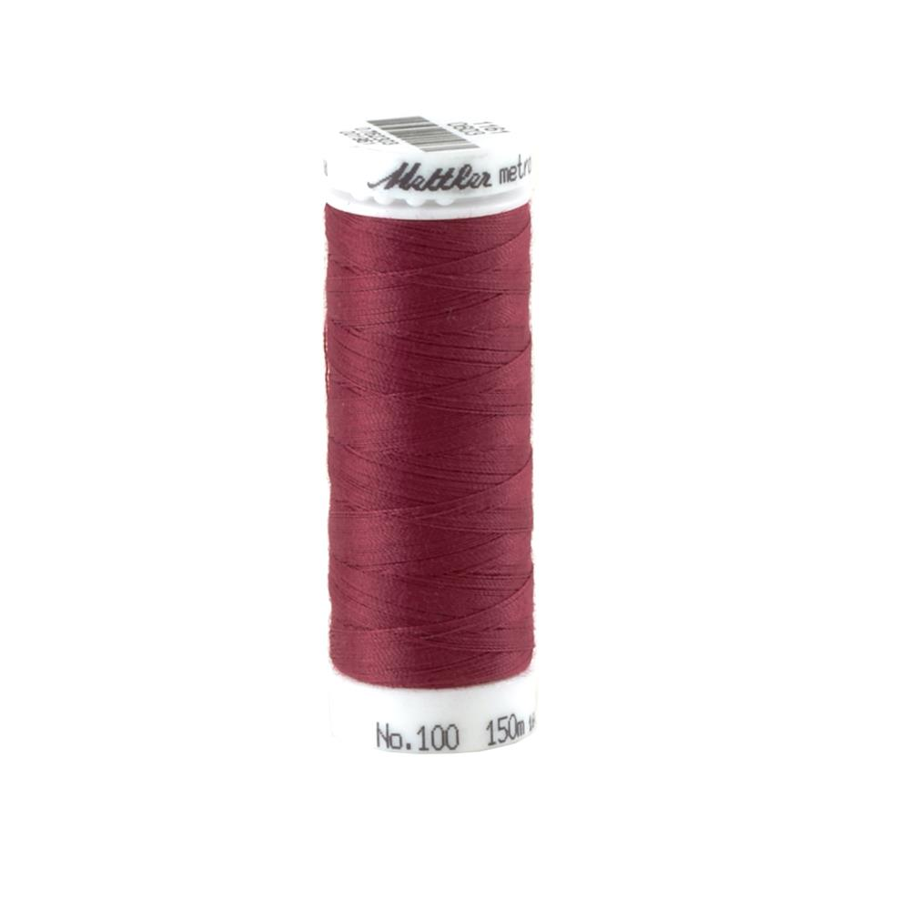 Mettler Metrosene Polyester All Purpose Thread Burgundy