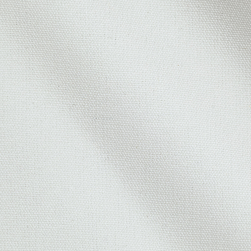 14 oz. Heavyweight Canvas White Fabric by James Thompson in USA