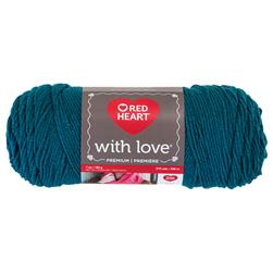 Red Heart Yarn With Love 1623 Mallard