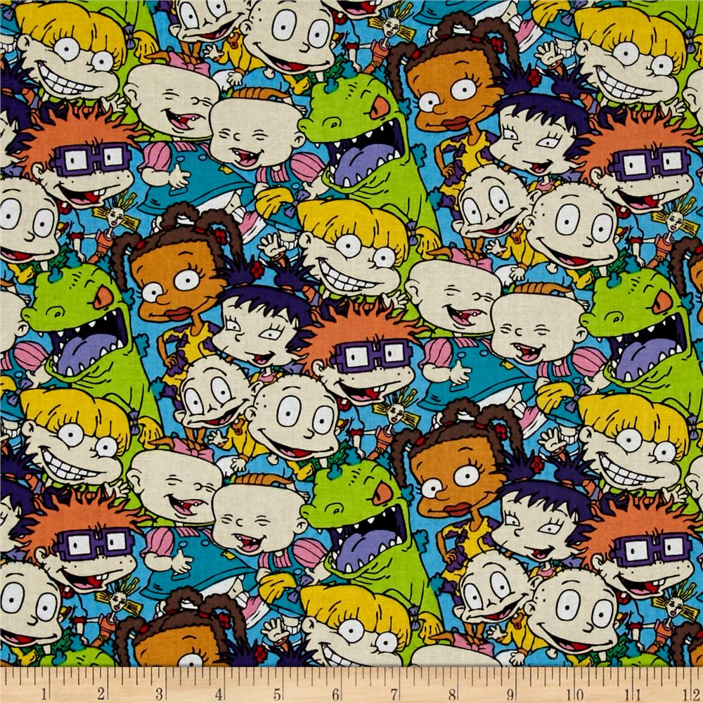 Nickelodeon 90's Rugrats Packed Characters Multi