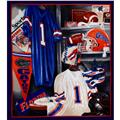 Collegiate Locker Room Fleece Panel Florida