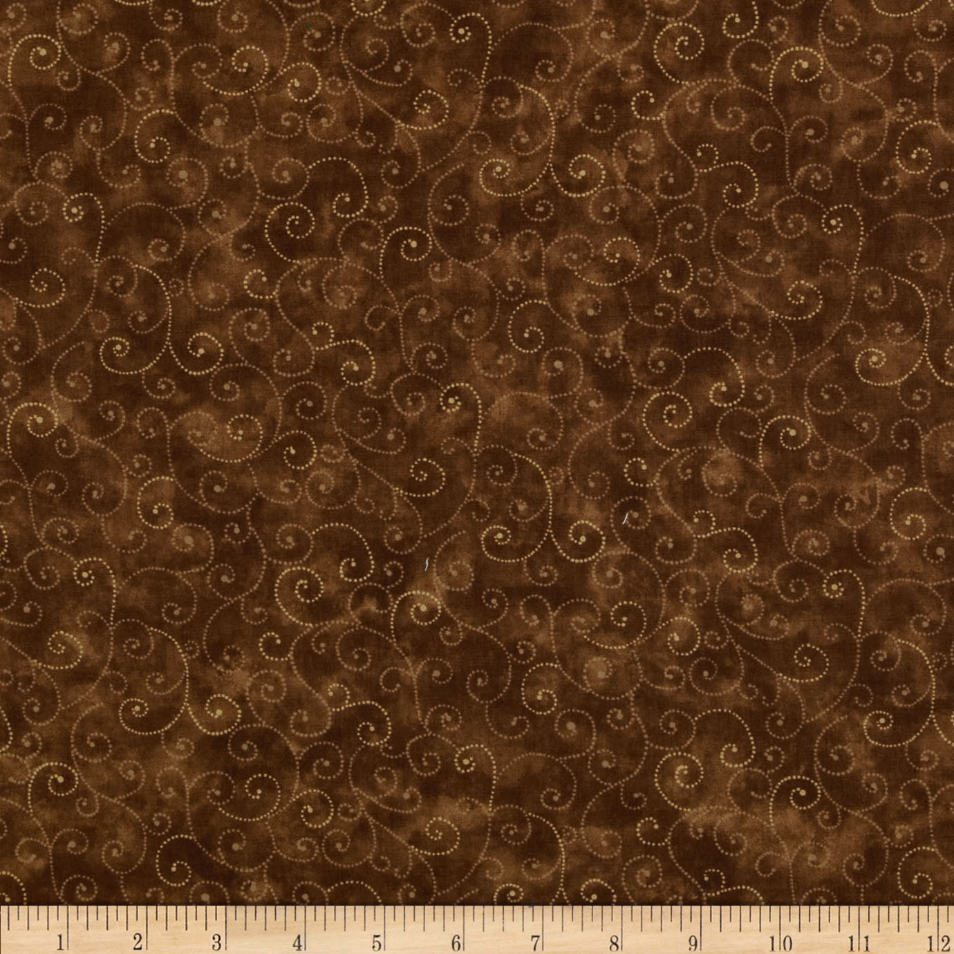Moda Marble Swirls (9908-81) Chocolate