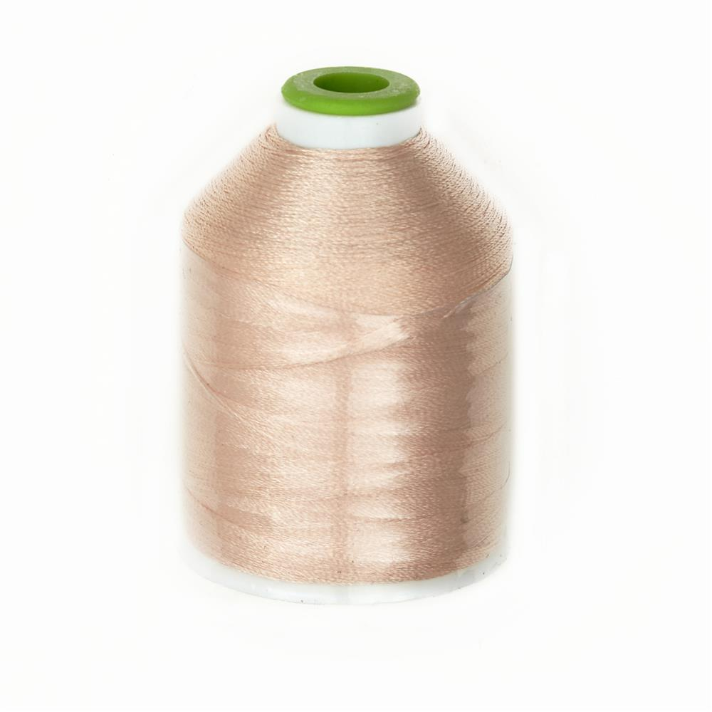 Coats & Clark Trilobal Embroidery Thread 1100 Yds. Peachy Frost