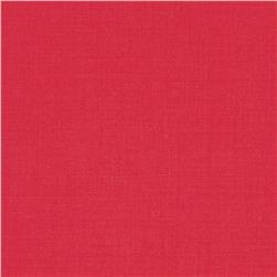 Imperial Broadcloth 60'' Xmas Red