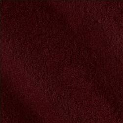 Sweatshirt Fleece Burgundy