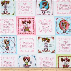 Besties Forever Patchwork Multi