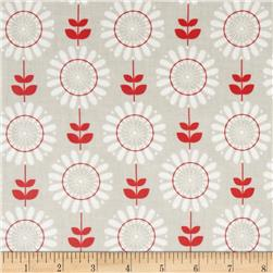 Riley Blake Twice as Nice Laminated Cotton Garden