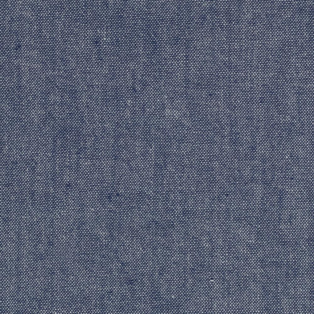Kaufman Chambray Shirting Navy
