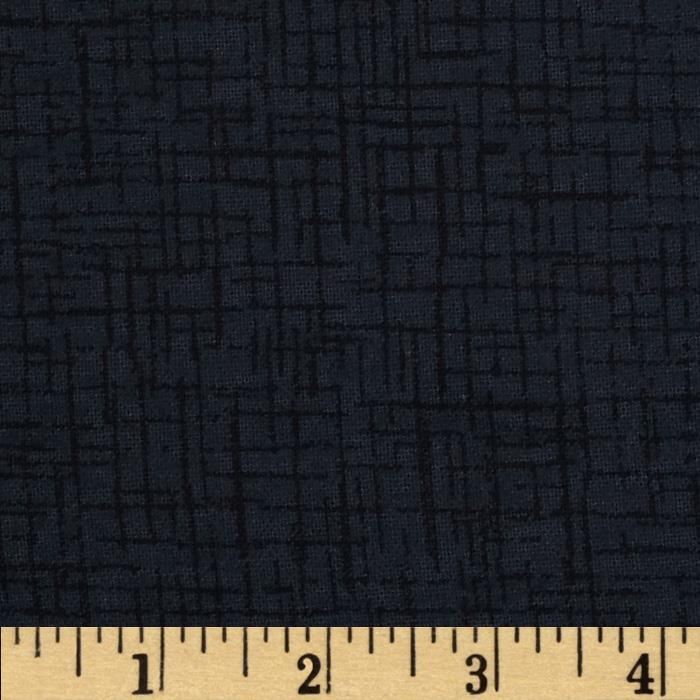 110 In. Wide Quilt Back Betula Flannel Charcoal Fabric