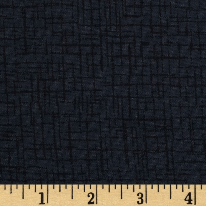 110 In. Wide Quilt Back Betula Flannel Charcoal Fabric by Westrade in USA