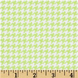 Michael Miller Tiny Houndstooth Garden Fabric