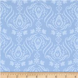 Jams & Jellies Damask Blue