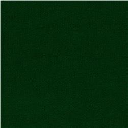 French Terry Solid Dark Green