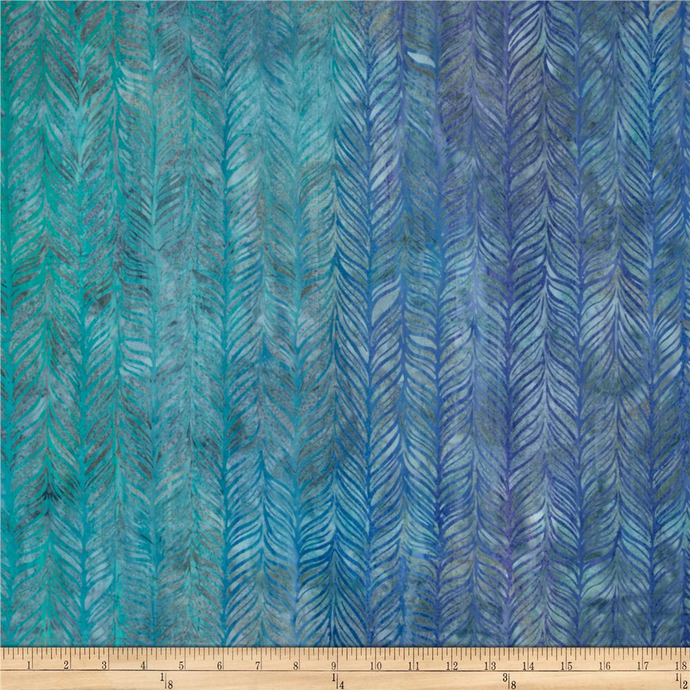 Artisan Batiks Elementals Horizontal Feather Spa