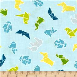 Moda Mixed Bag Origami Sky