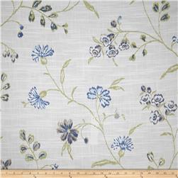 Magnolia Home Fashions Vienna Linen Blend Lake